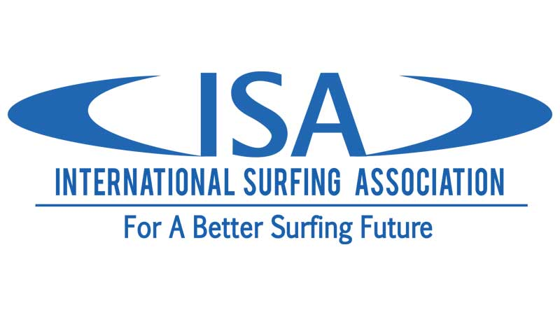 international surfing association logo